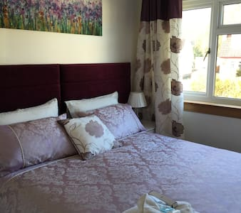 The Moore Inn B&B Double Room with Street View - Helensburgh - Bed & Breakfast