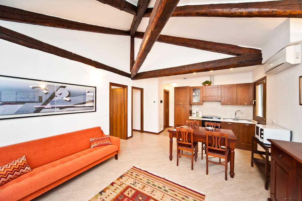 Like home in Venice: nice apartment