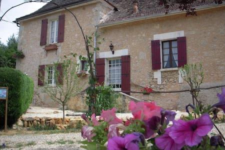 Gîte de charme en Périgord:Bergerac - Huis
