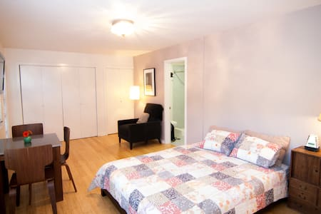 Cozy studio close to DT Mill Valley