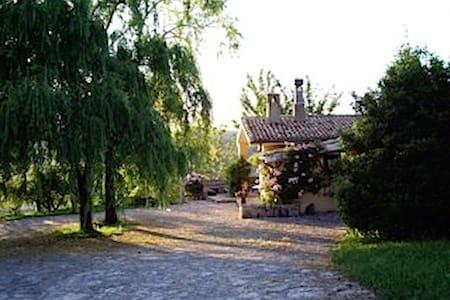 The Cottage Paliano - L'Angolo - Vila