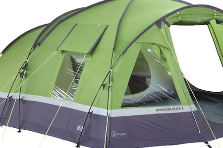 Pitch a Tent - Tent