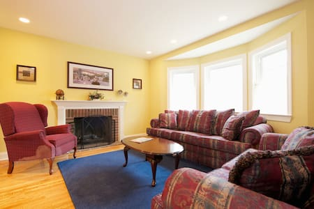 Manayunk Philadelphia private home  - Bala Cynwyd - Haus