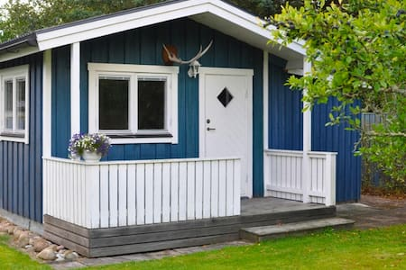 West coast cabin close to the beach - Haverdal