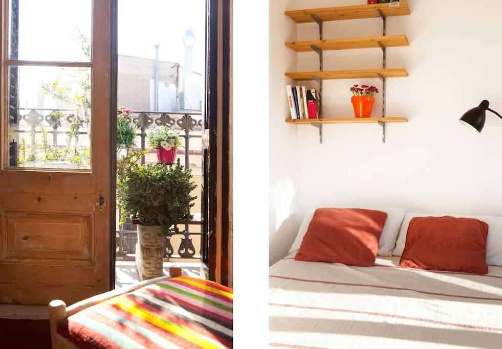 Details bedroom / Detalles del dormitorio