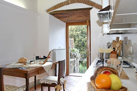 Apartment in the heart of Chianti - Apartemen