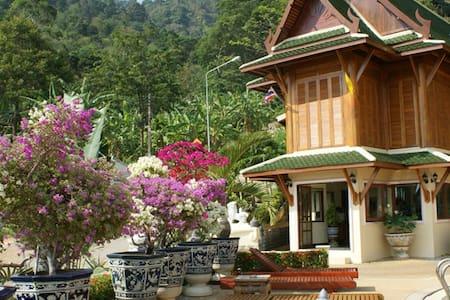 Seaview Suite Apartt Patong Beach - Leilighet