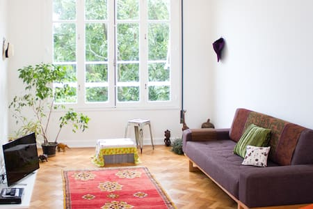 Cozy, charming flat in Santa Teresa