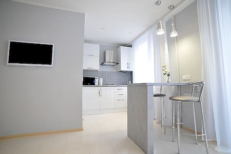 Luxury apartment in Lugansk center - Luhansk - Apartamento