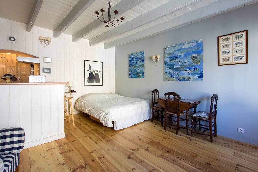 Charming studio La Trinité-Sur-Mer