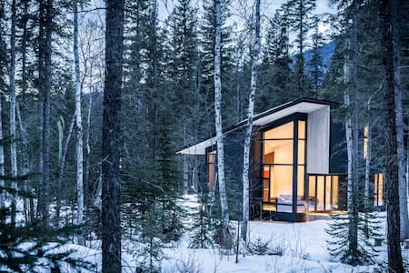 Ultimate Modern Escape - Golden BC - Columbia-Shuswap A