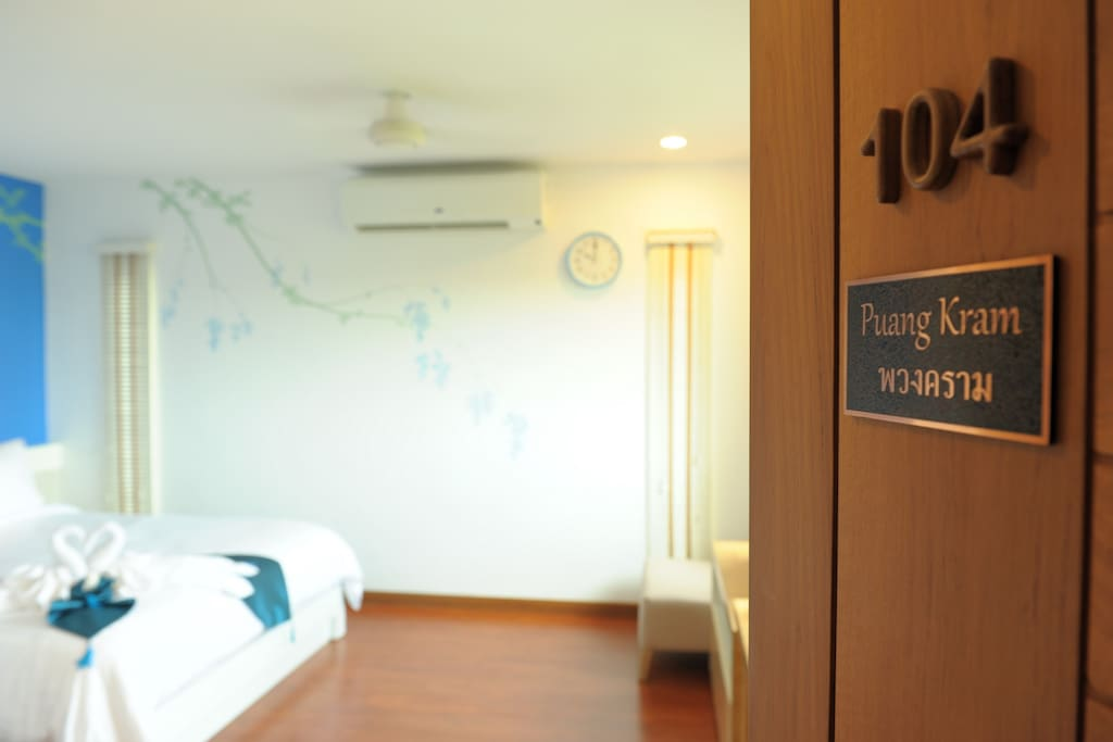 Puang Kram Double Superior Room