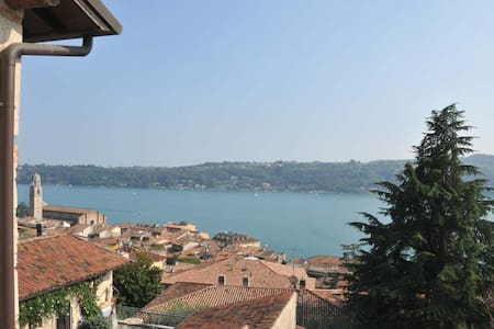 Beautiful flat with lake view - Salò - Apartment