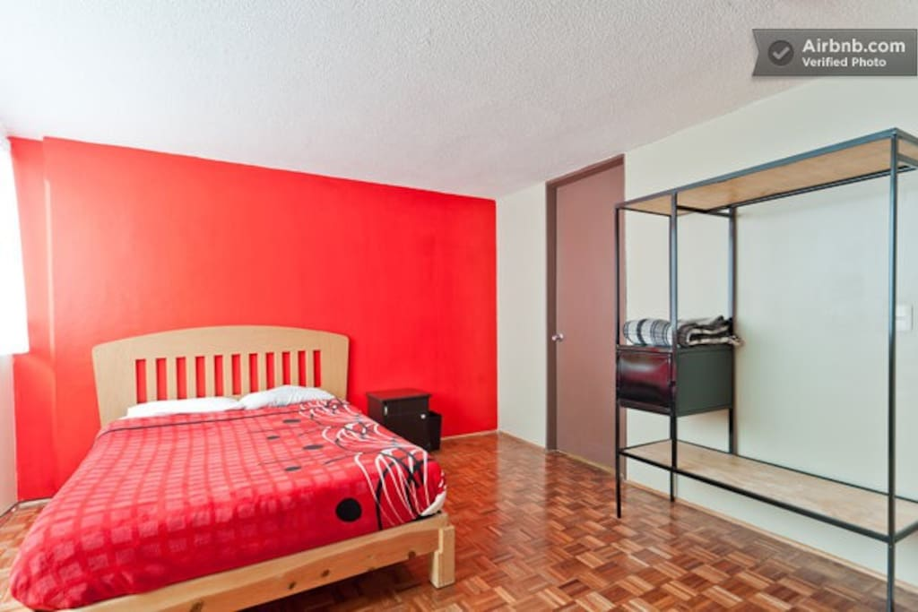 B&B in Roma Norte, airport pick up