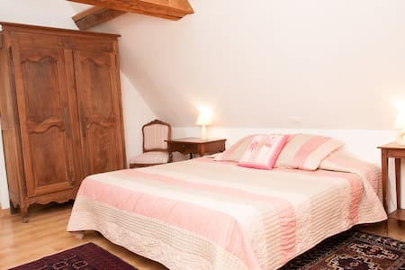 B&B middle of Châteaux de la Loire  - Bed & Breakfast