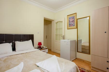 Cozy Rooms in Istanbul Central  - Istanbul