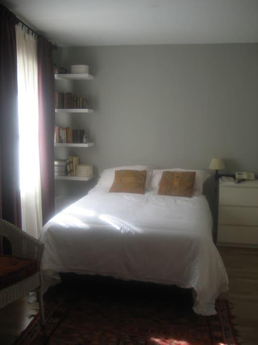 Apartamento en Cáceres histórico