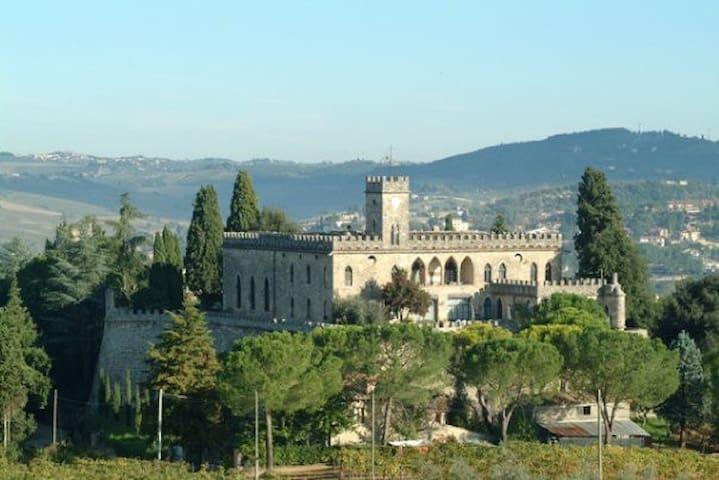 Castello di Badia - I Veroni - Castle