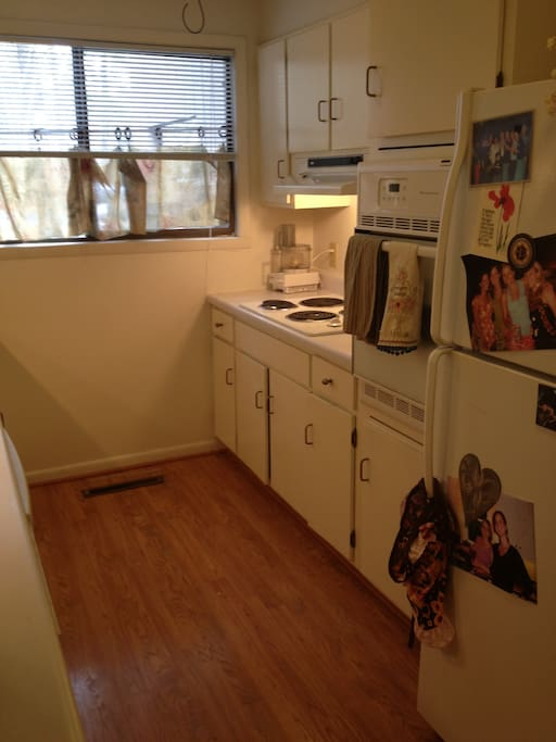 Kitchen for your use
