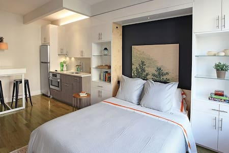 Charming Studio at Luxury Building in Great Area - New York - Appartement