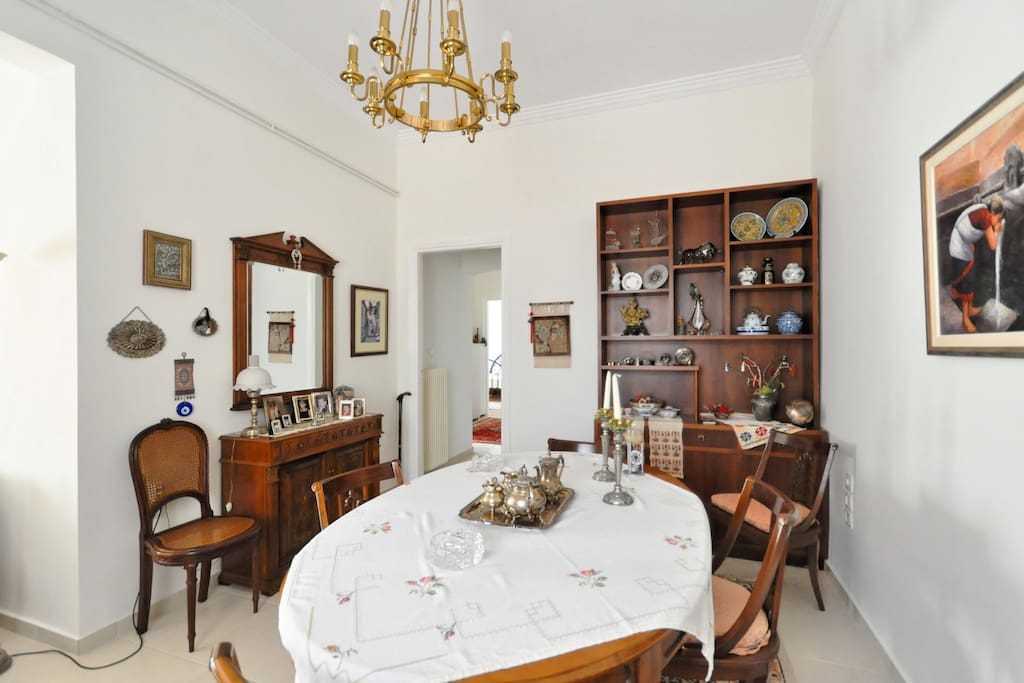 Newly Renovated Classic Greek House