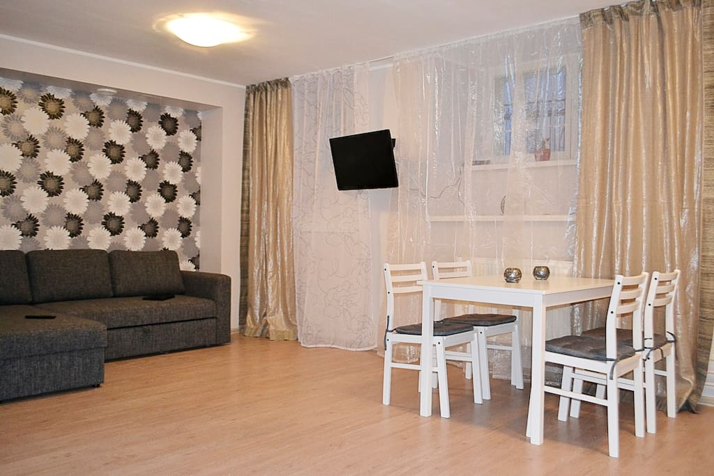 2 rooms Apartment in Old Tallinn