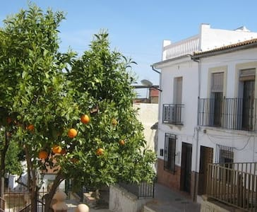 Traditional Andalucian townhouse - Alameda - Haus