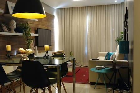 Apartamento no coração Boa Viagem - Wohnung