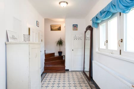 2 ROOMS & BATHROOM IN SENSITIVELY RENOVATED HOUSE - House