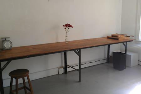 Pullman Art Studio - One Person - Chicago - Appartement