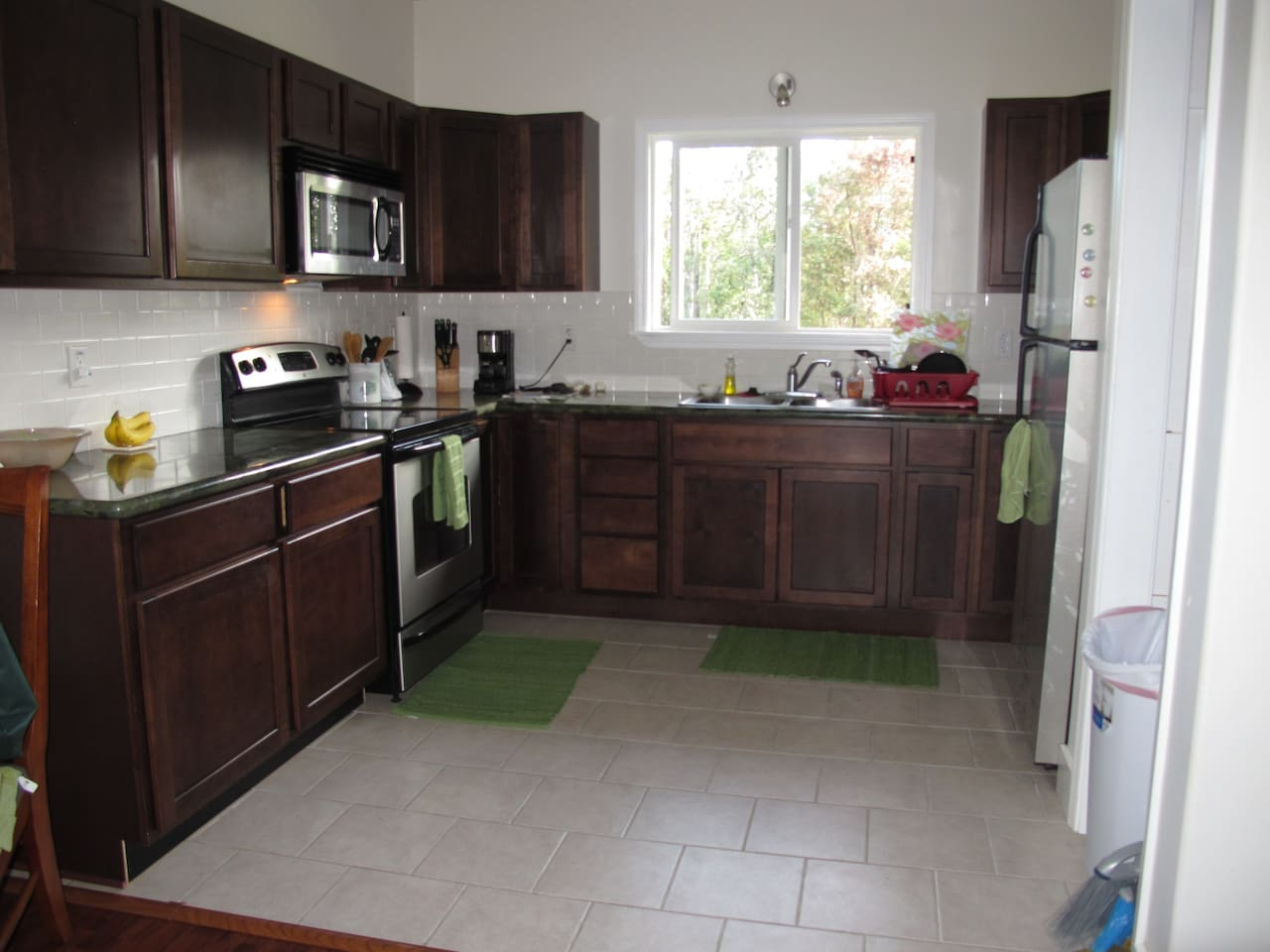 Kitchen in 2 bedroom house