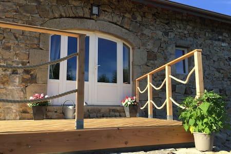 L'appart à la cambrousse - Saint-André-en-Vivarais - Apartemen