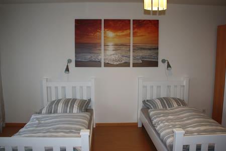 Gemütliches Apartment in Rastatt - Huoneisto