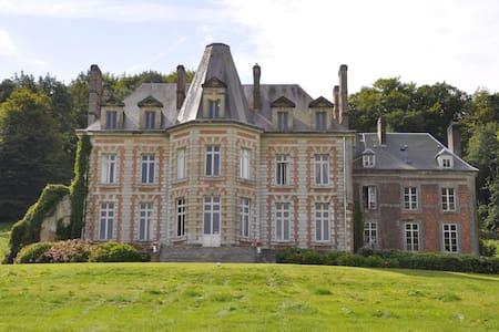 Gîte du château de la Calotterie - Huis