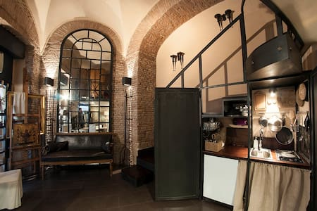 Spanish Steps Roma Home Rental - Roma - Loft