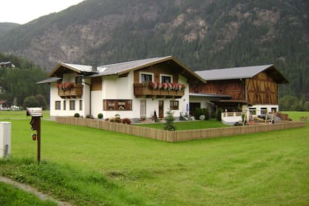 Apartment, 5 pers. Oetztal, Tirol - Lakás