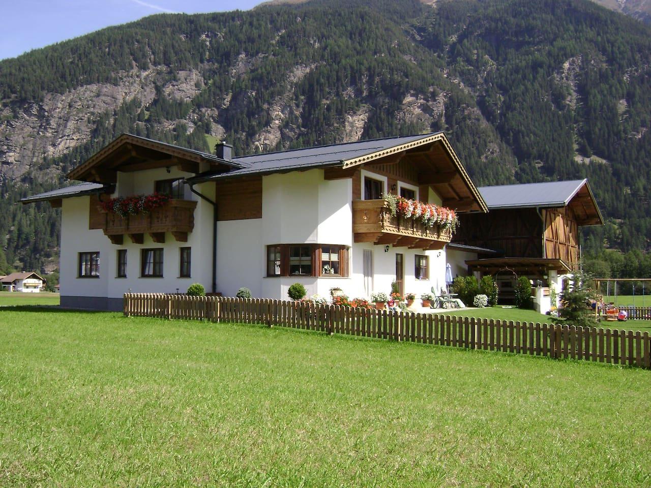 Landhaus Holzknecht in Längenfeld