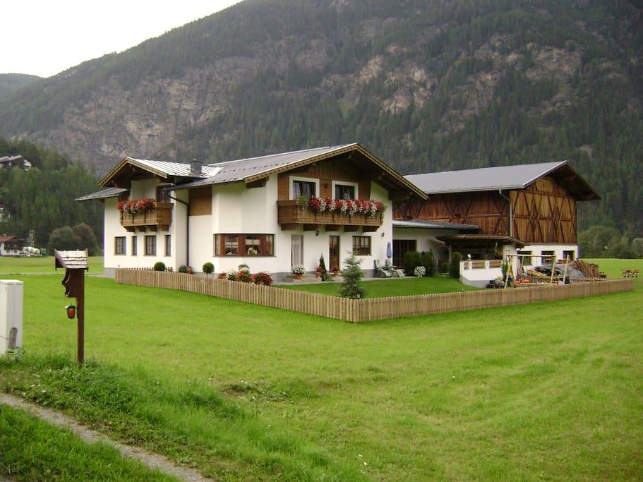 Apartment, 6 pers, Oetztal, Tirol