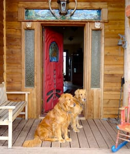 """At """"Ravens Wing""""B+B with Babette  - Bed & Breakfast"""