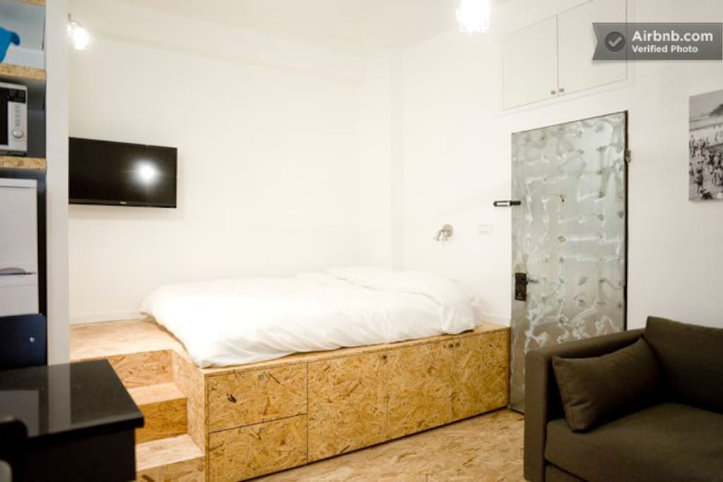 1min from beach Amazing apt in TLV