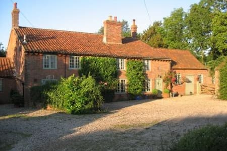 Walnut Tree House B&B near Norwich - Bed & Breakfast