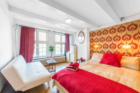 Central B&B with view on Westerkerk - Amsterdam - Bed & Breakfast