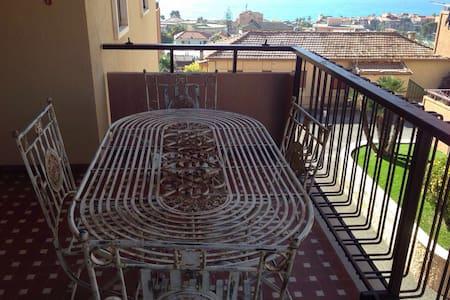Terrazza sul mare - Santo Stefano al Mare - Apartment