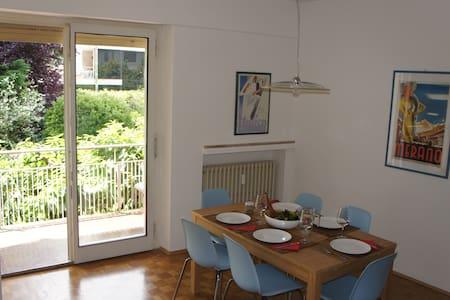 3 Zimmerwohnung zum Entspannen in Meran Obermais - Meran