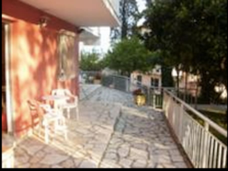 Skevoulis ground-floor No1 Benitses