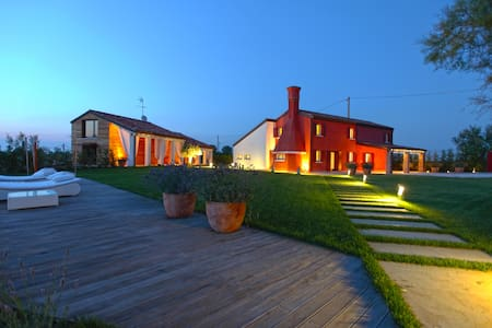 Double room in luxury Villa lagoon - Cavallino-Treporti