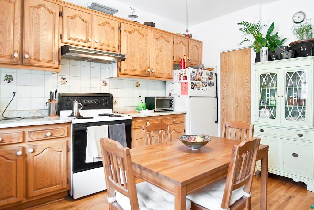 more kitchen shots