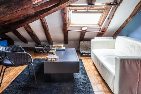 NICE LOFT IN THE CITY CENTER