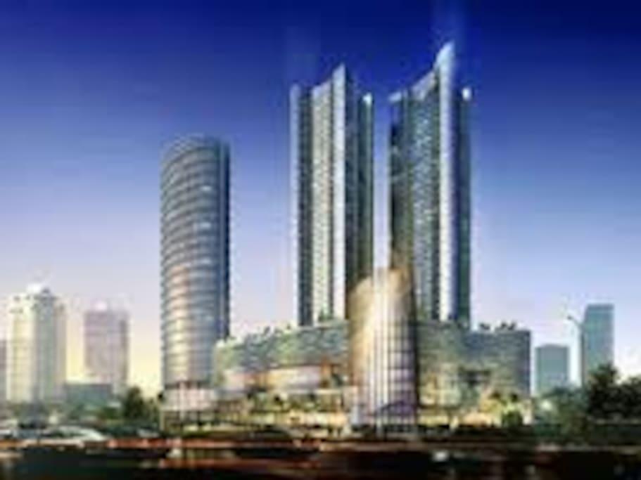 Luxury unit at the heart of Jakarta
