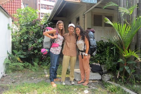 TOMS.HOMESTAY-GARDEN IN THE HOUSE - House
